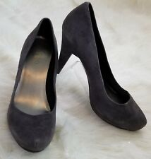 ME TOO HEELS SIZE 8M LEATHER UPPER