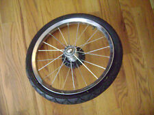 "Instep Safari STROLLER JOGGER 16"" REAR WHEEL TIRE Replacement Part Quick Release"