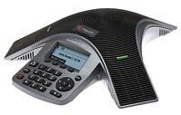 Polycom 2200-30900-025 SoundStation IP 5000 Conference VoIP Phone PoE Only