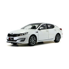 ORIGINAL MODEL,1:18 KIA K5 Optima 2013,WHITE