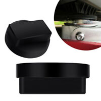 Adapter Protector Lifting Jack Frame Pad  For Mercedes Benz Floor Rubbers Black
