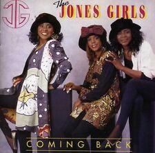 The Jones Girls - Coming Back [New CD] UK - Import