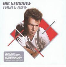 NIK KERSHAW - Very Best CD NEU Beste Hits Wouldnt it be Good Don Quixote Riddle