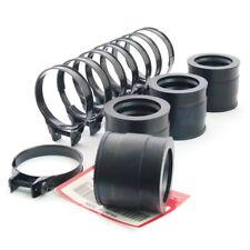 Honda CB 500 550 four colectores de aspiración bornas manifold Insulator Kit + Clamps