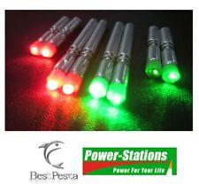Power-Stations - FISHING LIGHT LED STICK BATTERY pesca Ø4.0x35mm RED