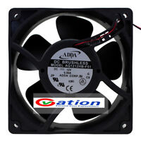 1pcs For ADDA AQ1212HB-F51 IP68 Dustproof Waterproof fan DC12V 0.50A