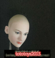 1:6 JIAOU DOLL Super Flexible Middle//Big Bust Female Body Non Dismantle Foot