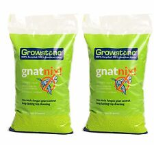 Growstone Gnat Nix! 9 Liter Chemical-Free Control Bags, 2-Pack |Gpgc33Cf