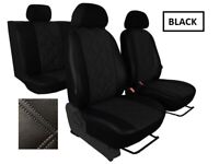 Eco-Leather Tailored Full Set Seat Covers for KIA STONIC 2017 - onwards