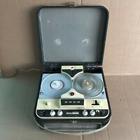Vintage Bush TP50 Reel To Reel - Valve Tube Tape Recorder
