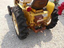 Firestone 83 X 24 Rear Tractor Tires On 7 International Cub 154 Low Boy Rims