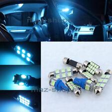 Premium Ice Blue LED Interior Light Kit 17 Bulbs For Volvo S60 Sedan 2000-09 W1