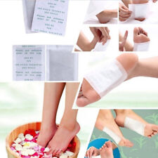 6Pcs Detox Foot Pads Patch Detoxify Toxins + Adhesive Tape Health Care Natural