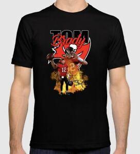 Tampa Bay Buccaneers Tom Brady Custom T-Shirt