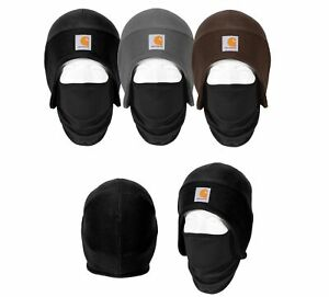 Carhartt 2-N-1 Headwear Watch Hat Beanie 2 In 1 Sock Cap Mask CTA202 - Pick