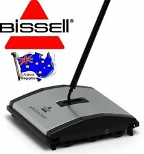 New Bissell Natural Sweep All Floor Dual Brush Carpet Sweeper  92NOF
