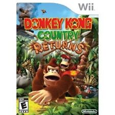 Donkey Kong Country Returns (Nintendo Wii, 2010) pal