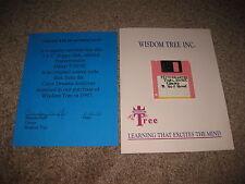 """Original Pesterminator Source Code Floppy Disk 3.5"""" Color Dreams NES 5/30/90"""