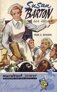 Marabout ! Série Mademoiselle ! Susan Barton !