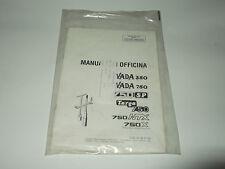 MANUALE OFFICINA NEVADA 350-750-750 SP -TARGA 750 -750NTX-750X PUBBLICHE AMM.