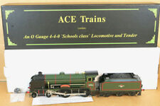 ACE TRAINS BR GREEN 4-4-0 SCHOOLS CLASS LOCO 30903 CHARTERHOUSE MINT BOXED nl