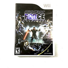 Star Wars: The Force Unleashed Nintendo Wii 2008