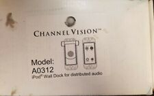 Channel Vision A0312 iPod Wall Dock for Distributed Audio