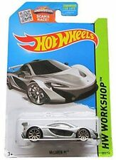 Hot Wheels McLaren Diecast Racing Cars