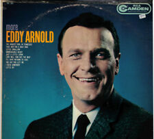 "EDDY ARNOLD!! - ""MORE"" RCA CAMDEN CAL-563 MONO LP EXCELLENT VPI CLEANED!"