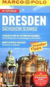 MARCO POLO Reiseführer Dresden. Sächsische Schweiz ...   Buch   Zustand sehr gut