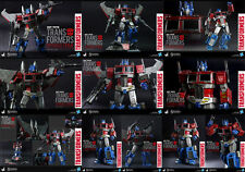 Transformers Optimus Prime Starscream Figure Robot trasformer Convoy Commander