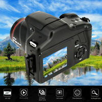 16MP 1080P HD 16X Zoom 2.4 Inch TFT Screen Anti-shake Digital SLR Camera Pro Use