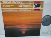 SFL 14059 Tchaikovsky Violin Concerto Michele Auclair & Piano Concerto Klein