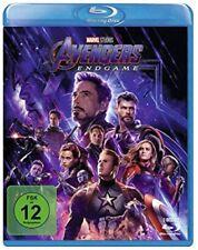 Avengers: Endgame Blu-ray Neu und Originalverpackt Marvel