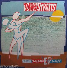 "DIRE STRAITS Extended Dance  EP 12"" Single - Twisting By The Pool"