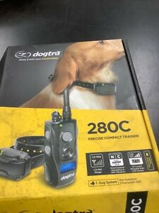 Dogtra 280C precise compact trainer remote dog training collar