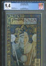 Promethea 24 Alan Moore Story J. H. Williams Cover & Art Cgc Near Mint 9.4 White