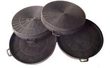 FOUR B&Q Cata Designair Cooke & Lewis Charcoal Carbon Cooker Hood Filters