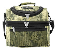 EastWest Tactical Lunch Box Bag Insulated Camouflage Lunch Bag Cooler ACU DIGI*