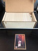 1990-91 SkyBox Basketball Complete 423 Card Set Series 1 & 2 MICHAEL JORDAN PSA?
