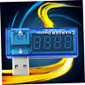 Voltmeter Stromtester USB Strommessgerät Multimeter Ladestrom Anzeige