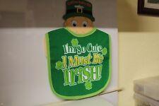 Baby Bib = IRISH BABY