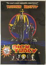 Madonna Dick Tracy   Original 1990/91 UK Promo In-store Display Poster