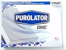 C35667 Purolator Breatheeasy Cabin Air Filter. Free Shipping