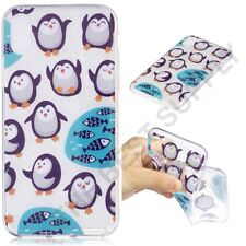 Littld Pinguin Iphone X Transparent Case