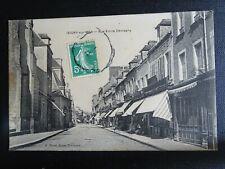 CPA ISIGNY-SUR-MER Rue Emile Demagny
