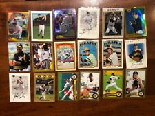 27 Card Pirates Lot Parallels Refractors AUTOS Serial #'s Condition Varies