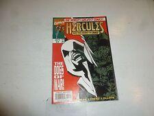 HERCULES & THE HEART OF CHAOS Comic - Vol 1 - No 3 - Date 10/1997 - Marvel Comic