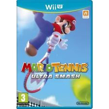 Mario Tennis Ultra Smash Nintendo Wii U Dispatching Today by 2 PM