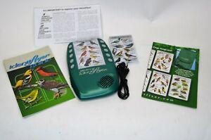 Birdsong Identiflyer Handheld Device Series 1 & 2 Cards Catalog & Guide (C9)